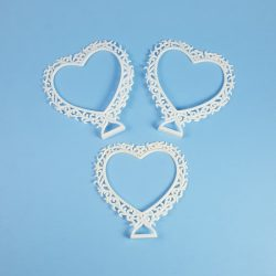 Filigree Heart - Small