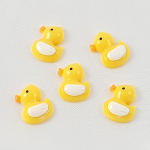 Yellow Ducky Charms