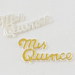 Mis Quince Charms