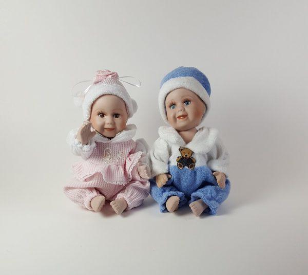 Baby Doll - Baby Shower Centerpiece