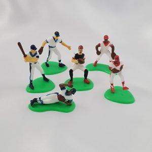 Baseball Team Cake Decoration