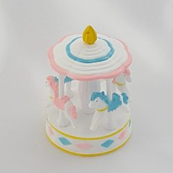 Carousel Cake Decoration