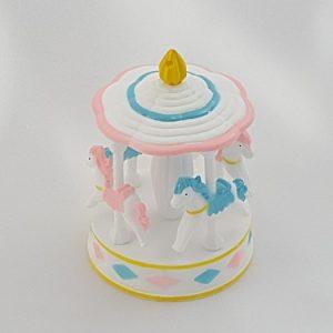 Carousel Cake Decoration