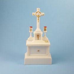 Cross Altar Cake Decoration