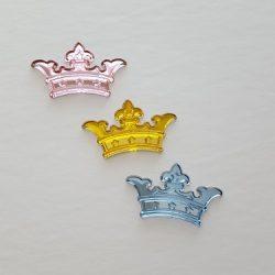 Crown Acrylic Charms