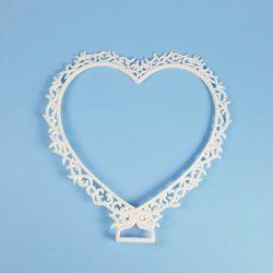 Filigree Heart - Large