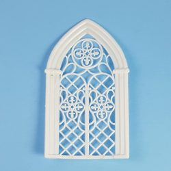 Gothic Window Background