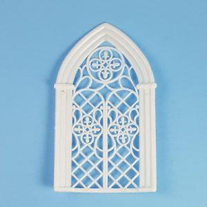 Gothic Window Background