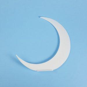 Half Moon Background - Large