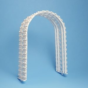 Plastic Arch Cake Decoration