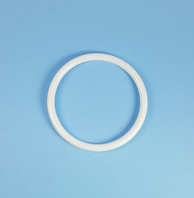 Plastic Ring Background