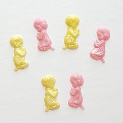 Praying Baby Charms in Bulk