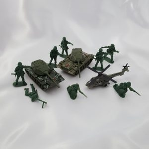 Soldiers - Army Set Cake Decoration