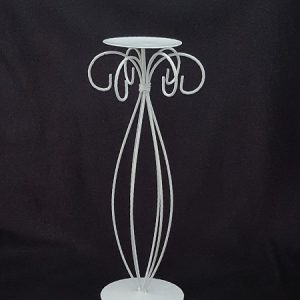Tall Wire Candle Holder